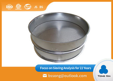 Square Rectangle Impact Test Sieves Heat Resistant Standard Testing Sieve