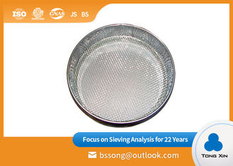 High Efficiency Laboratory Test Sieves Low Noise  USA Us Standard Approved