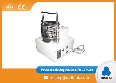 Accuracy Shaking Test Sieve Shaker Easy Moving Sieve Testing Equipment